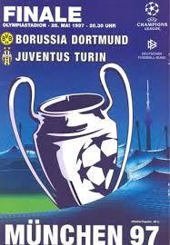 UEFA Champions League Final 1997 Dortmund vs Juventus