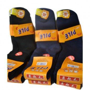 Ανδρικές ισοθερμικές κάλτσες Μεγέθη 40-46 σε διάφορα χρώματα -- 0,8...