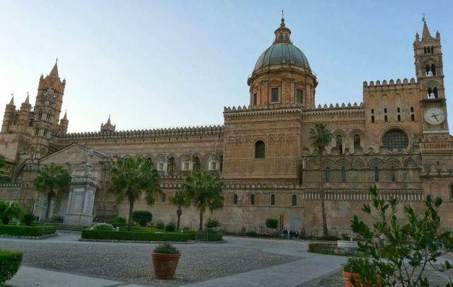 Palermo Cathedral: Santa Rosalia