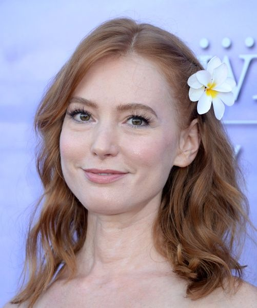 Alicia Witt [Christmas List; I'm Not Ready for Christmas; Christmas at Cartwright's; A Very Merry Mix-Up]