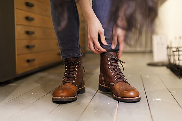 LIFE TIME GEAR: RED WING SHOES | LAUNCH OF RED WING HERITAGE WOMEN'S COLLECTION ON 1ST of SEPTEMBER