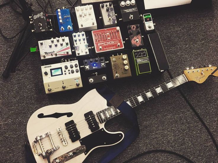 @nate_bostic showing the world that he knows how to throw a pedalboard together. I always get super jazzed when I see a Tonal Recall in someone's rig (not that that's too uncommon these days). That thing is BEAST!  #Stringjoy #Geartalk #Guitarist #GearNerds #GuitarPlayer #GearWire #KnowYourTone #GuitarGear #Guitar #CleanTone #ToneForDays | Create your custom string set today at Stringjoy.com #guitar #guitars #electric #acoustic #bassguitar