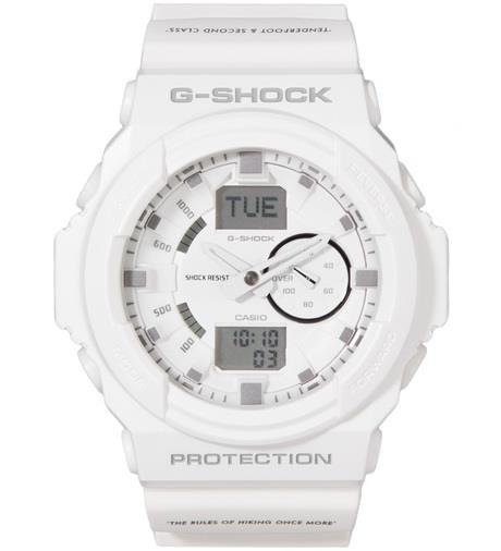RunPlusDesign: mobile lifestyle, running and design: Garbstore x G-SHOCK GA-150 collaboration watch