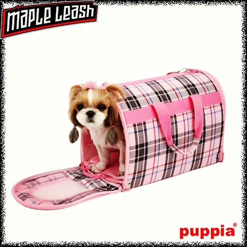 Junior Carrier from our newest line at the online doggy boutique! www.mapleleash.com