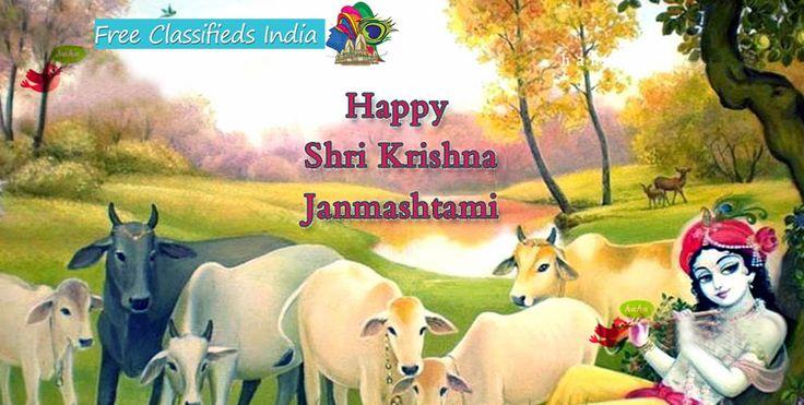 Happy Krishnashtami to all.