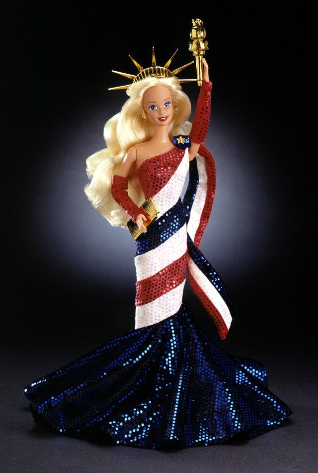 I love america.........Barbie. Ruth Handler, the child of Russian immigrants, invented the Barbie Doll and with the American entrepreneurial spirit, she, her husband and cousin created Mattel.