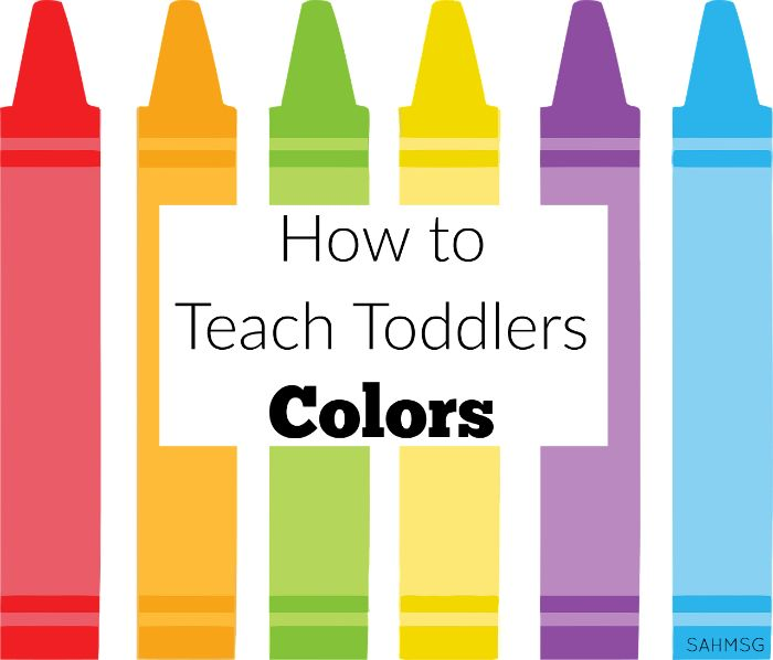 I am a big fan of activities that can be used more than once. Toddler Lesson Plans: Learning Colors has 50 color lesson plans to teach toddlers colors.