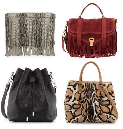 Fall 2014 Must-Have Handbags