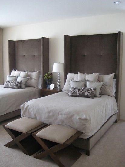 Suburban Modern, Modern Bedroom, Minneapolis