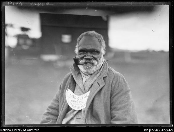 King Clyde of the Barwon, La Perouse, Sydney, September 1924 [picture].