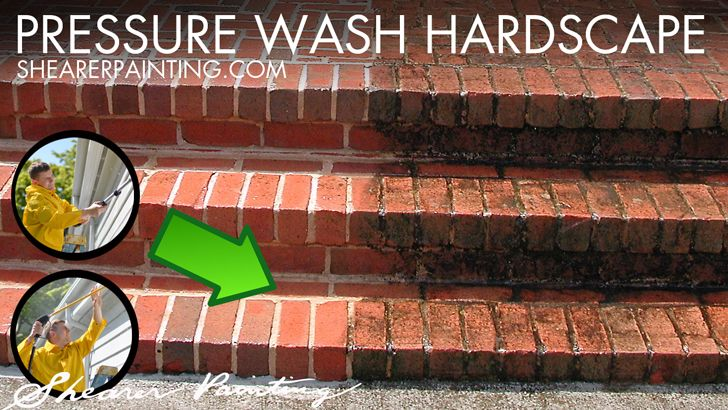 pressure-washing-brick- walkway