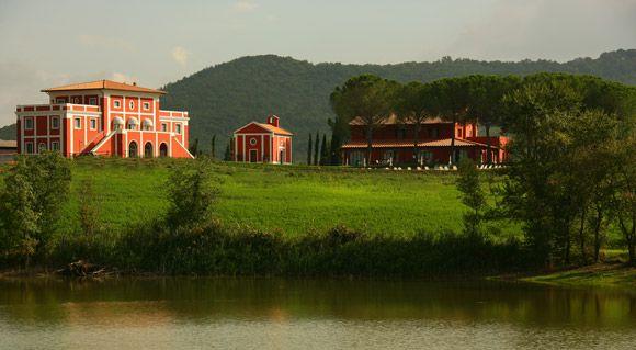 Villas in Tuscany Italy