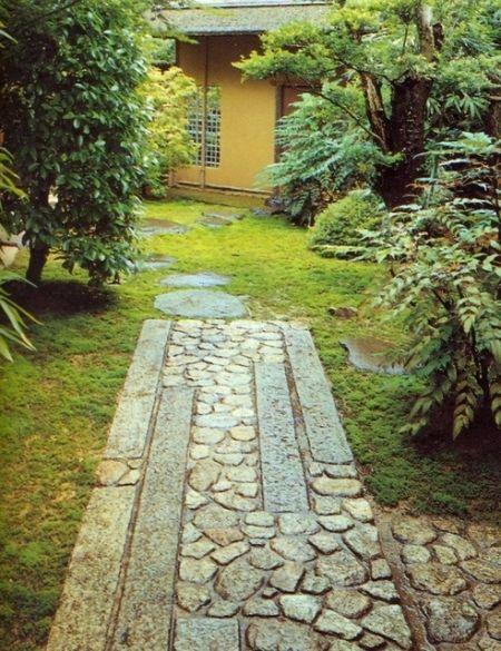 Oriental História Dicas Para Construir um Jardim  Jardim Oriental