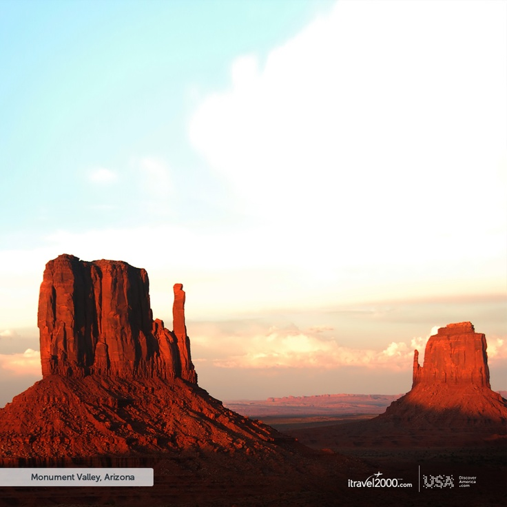Monument Valley, Arizona #itravel2000 #DiscoverAmerica