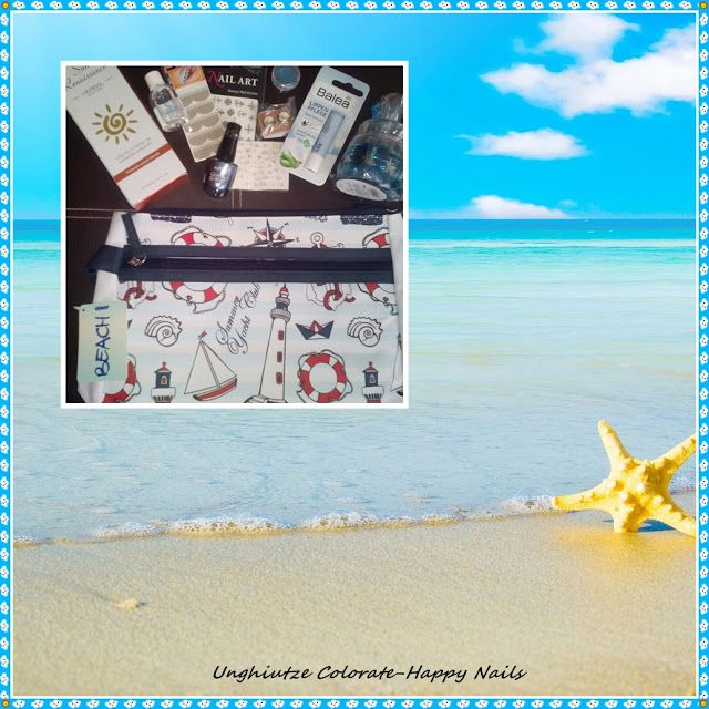 Unghiutze colorate-Happy nails: Summer Giveaway