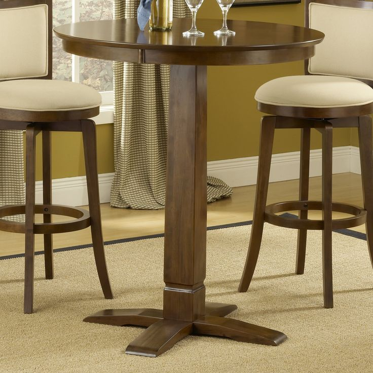 Hillsdale Dynamic Designs Pub Table    269 99  hayneedle20 best Dining Rooms at Extreme images on Pinterest   Dining room  . Kincaid Stonewater Tall Dining Table. Home Design Ideas
