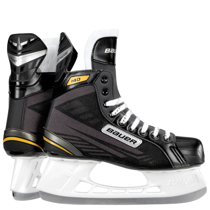 Bauer Supreme 140 Ice Hockey Skates - Youth