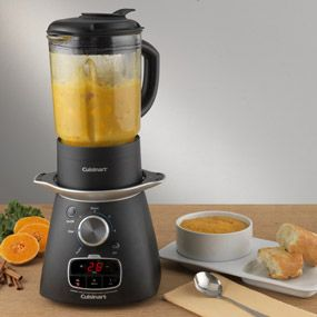 Shop Cuisinart Soup Maker and Blender, SBC-1000 at CHEFS. I want one of these so bad!!!