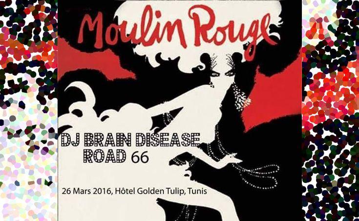 Le rouge, synonyme de chaleur et de feu, c'est ce que cette soirée vous propose. Dans le but d'organiser pour vous un dernier moment de détente avant la fin de l'année et en même temps contribuer à lacause éternelle d'aider toute personne dans le besoin, L'Interact Club Hammam-Lif vous propose la soirée Moulin Rouge, une …