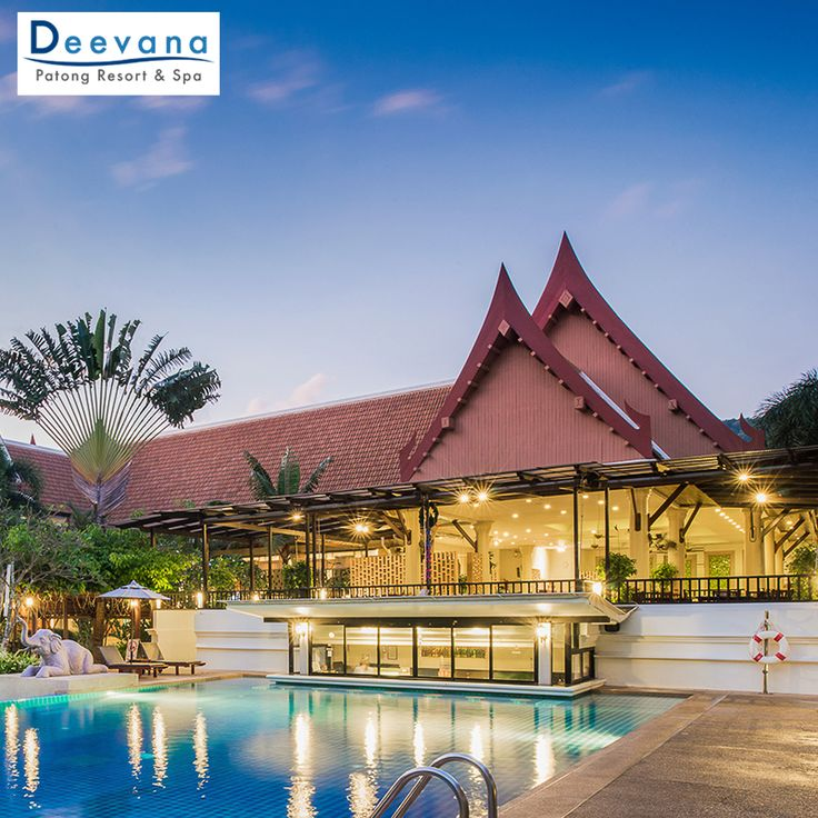 Reward your journey at Deevana Patong Resort & Spa, Phuket, Thailand. The resort features an exceptional 2 swimming pools, Spa, Children's playground. See more informaion http://www.deevanahotels.com/deevanapatong/