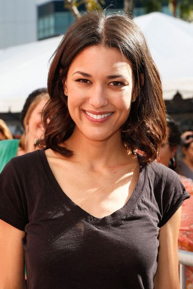 Julia Jones | Julia Jones attends the 'Twilight Saga: Breaking Dawn Part 2' Fan Camp ...