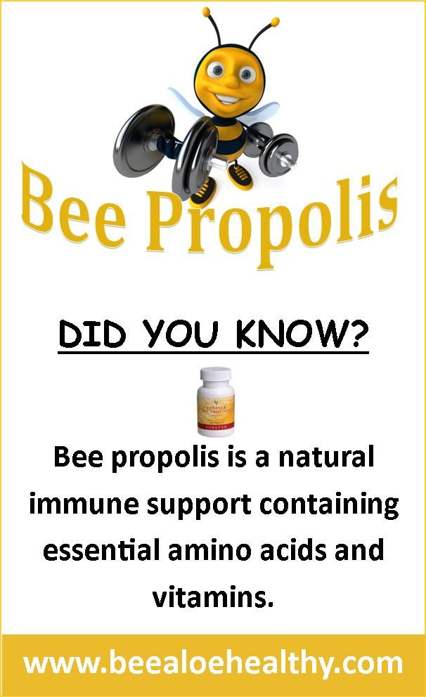 www.beealoehealthy.com Forever Living's Bee Propolis is an excellent way to help maintain a healthy immune system.
