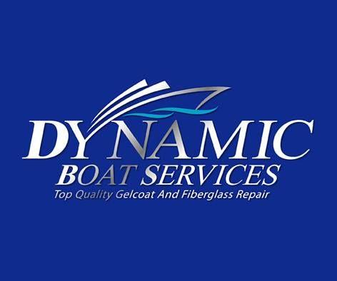 Logo designed for our client Dynamic Boat Services. #LogoDesign #Logos #BusinessLogos #StartUps #Entrepreneur