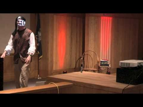 Teach like a pirate: David Burgess at TEDxLitchfieldED