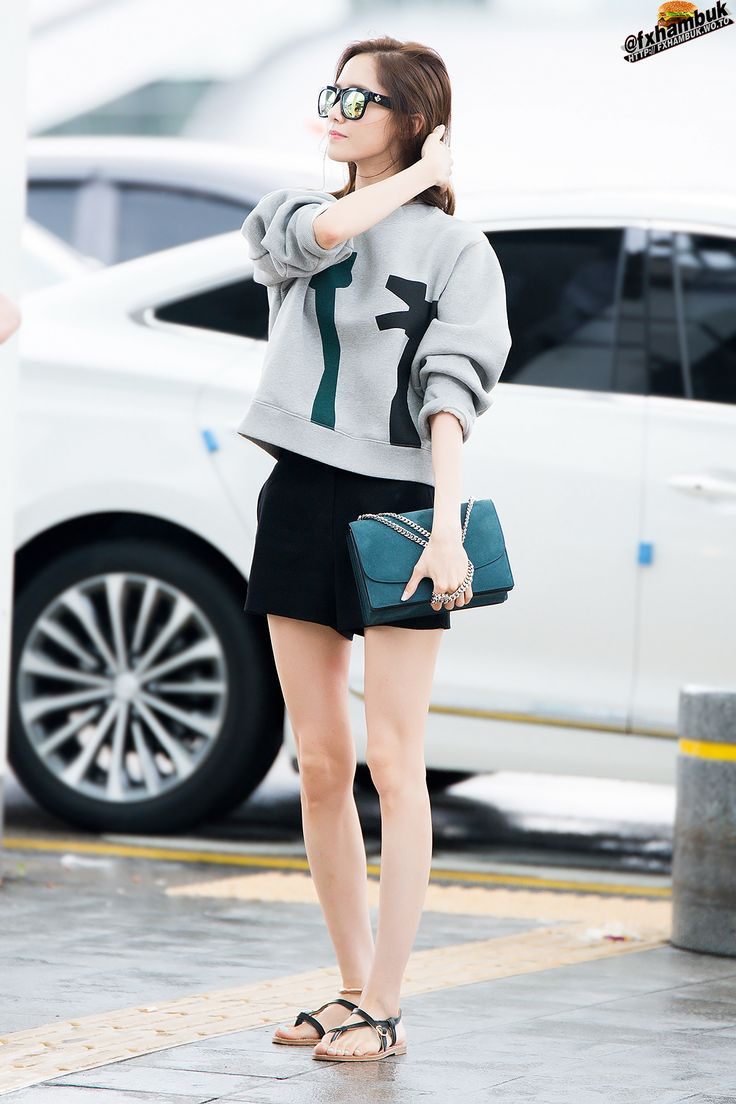 140725 yoona's airport fashion