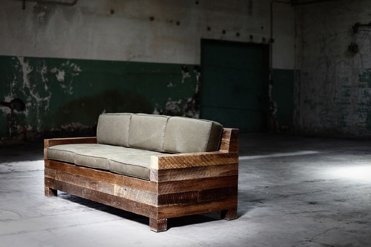 : Pallets Couch, Wood Couch, Outdoor Furniture, Cool Couch, Architecture Interiors, Outdoor Couch, Recycled Wood, Back Porches, Outdoor Benches