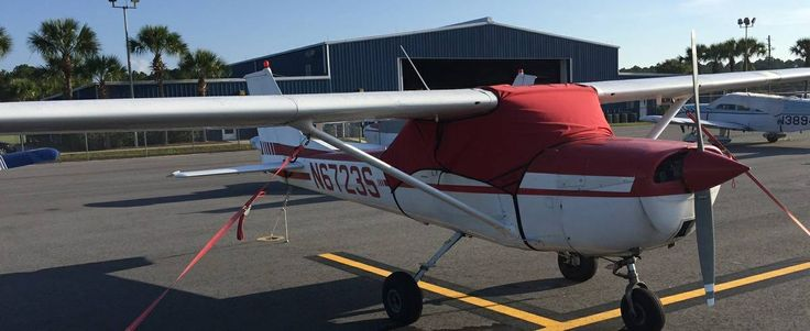 Low hours 1967 Cessna 150 H aircraft