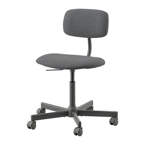 Pleasing Bleckberget Swivel Chair Idekulla Dark Grey Ikea In 2019 Gmtry Best Dining Table And Chair Ideas Images Gmtryco