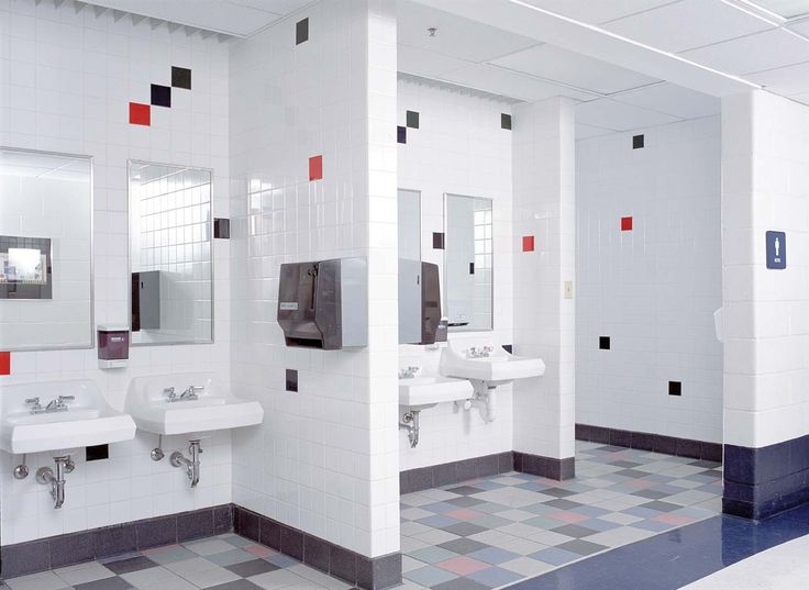 School Restroom Design New Haven Middle And Elementary
