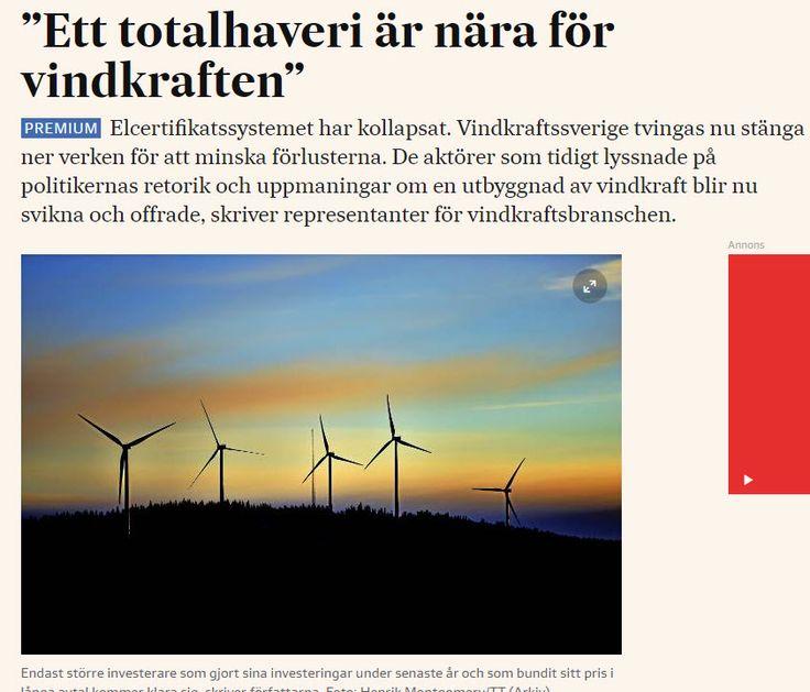 Totalhaveri för #vindkraft'en? https://www.svd.se/ett-totalhaveri-ar-nara-for-vindkraften