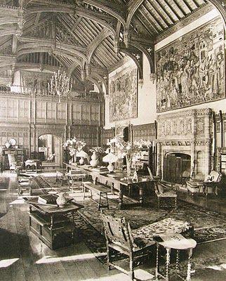 Mansions of the Gilded Age: Estate of Nicholas Brady Inisfada, Manhasset, New York