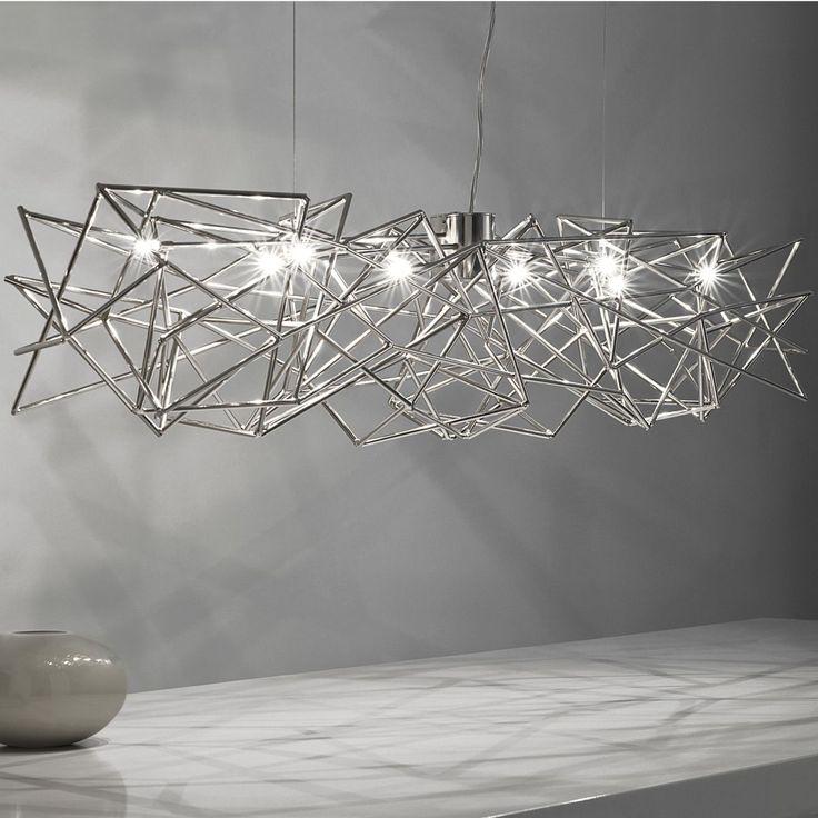Etoile suspension lamp 130cm