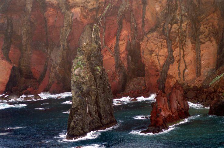 Portugal - Madeira - Punta de San Lorenzo