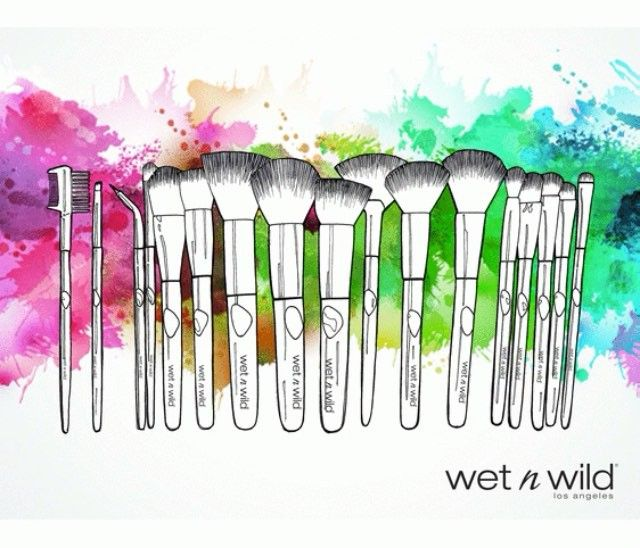 "3,403 Likes, 80 Comments - wet n wild beauty (@wetnwildbeauty) on Instagram: ""It's time to paint the town (and our faces) with our new cruelty-free brushes! Now available at…"""