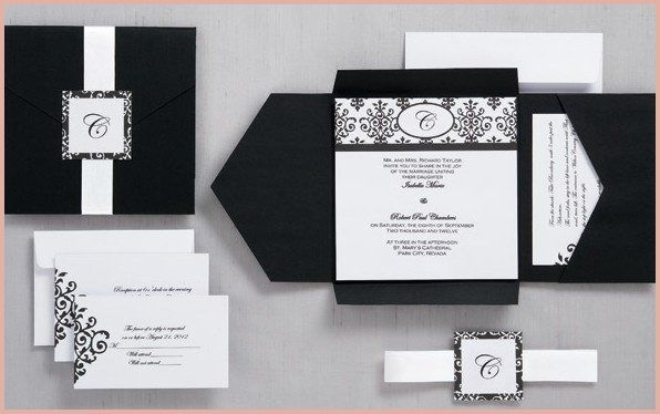 13 Miraculous Do It Yourself Wedding Invitations Templates