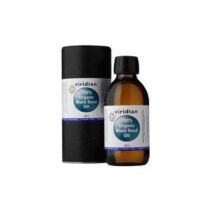 100% Οργανικό Λάδι από Μαύρο Κύμινο | 100% Organic Black Seed Oil 200ml