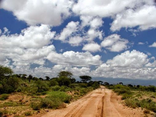 KENYA COUNTRYSIDE Credit: © Copyright Quadell and licensed for reuse under Creative Commons Licence
