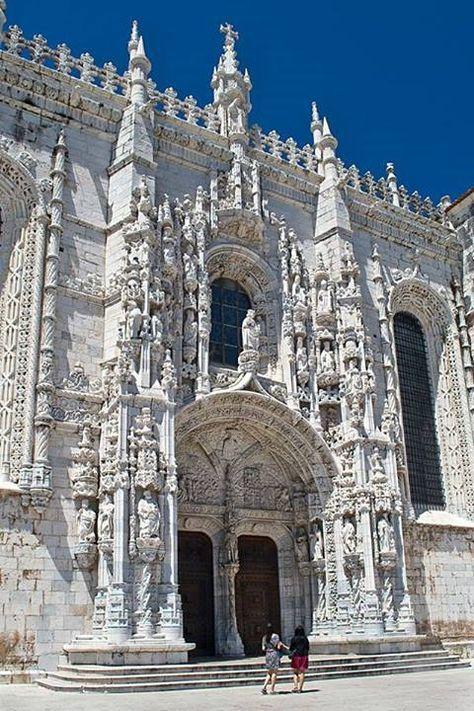 Mosteiro dos Jeronimos. Lisboa