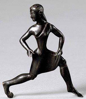 Butt-Kicking Princesses in History: Arachidamia of Sparta