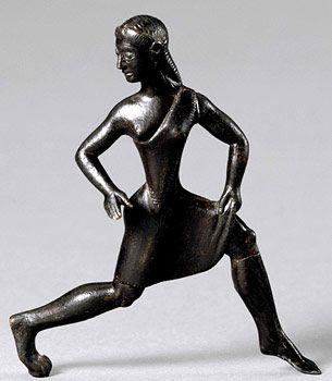 Butt-Kicking Princesses in History: Arachidamia of Sparta   Kelly Barnhill
