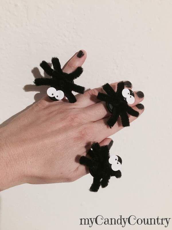 idee creative, riciclo creativo, fai da te creativo, lavori creativi   myCandyCountry.it: halloween