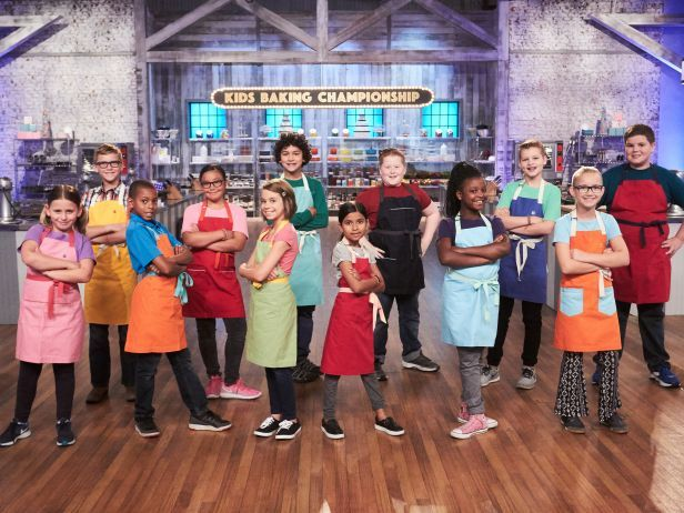 More Kids Baking Championship : Go behind the scenes of the competition, learn more about the kid bakers, get recipe ideas and more.