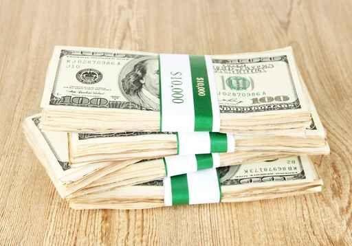 Vous laissez beaucoup d'argent sur la table si vous n'avez