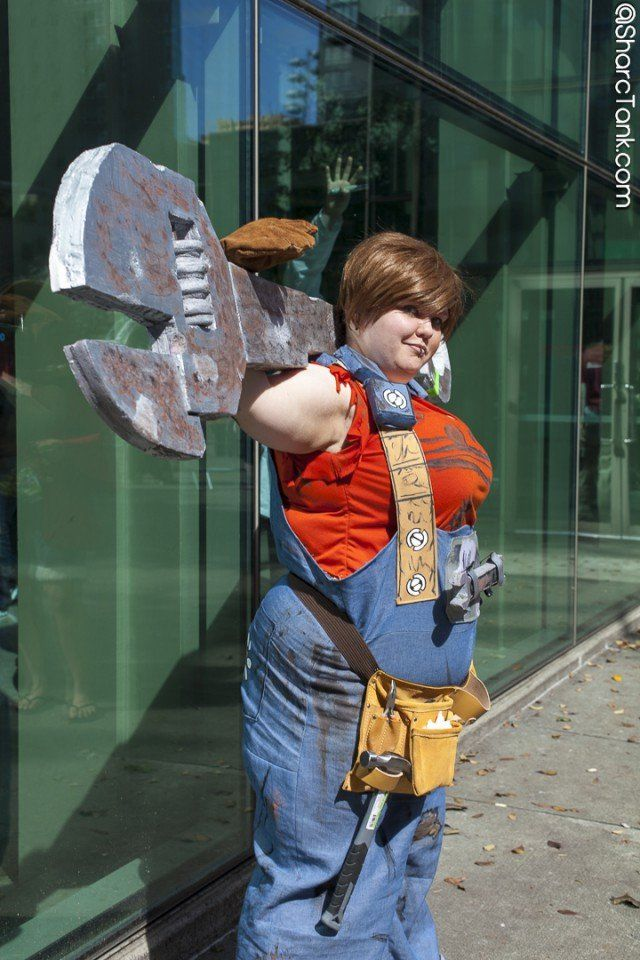 Ellie From Borderlands Cosplay Borderlands