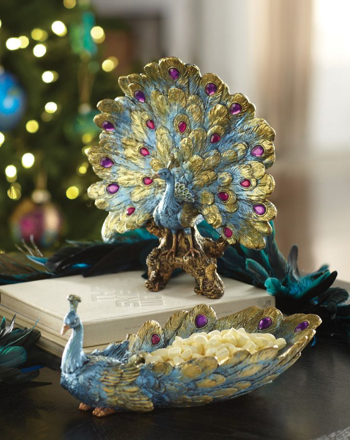 Bring sophisticated opulence to your holiday table