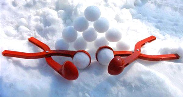 Sno-Baller The Perfect Snowball Maker | Cool Shit You Can Buy - Find Cool Things To Buy